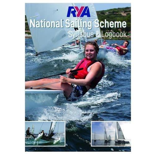 RYA National Sailing Scheme Syllabus and Logbook (G4)